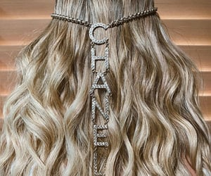 chanel, hair, and hairstyle image