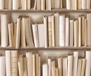 Image de aesthetic, bookshelf, and house
