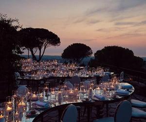 aesthetics, diner, and elegant image