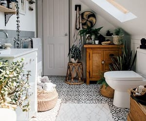 home, bathroom, and beautiful image