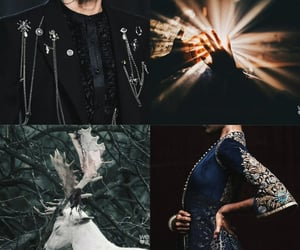 aesthetic, darkling, and shadow and bone image