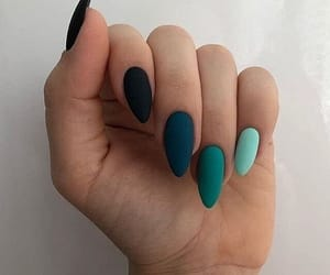 style, fashion, and nails image