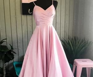beauty, evening dresses, and evening gown image