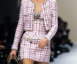 90s, chanel, and outfit image