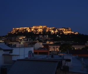 Athens, beautiful place, and Greece image