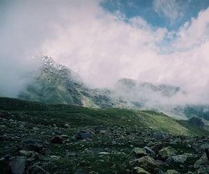 Georgia, blue, and clouds image