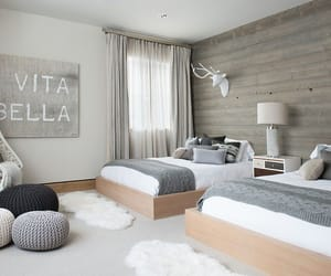 room, bedroom, and home image