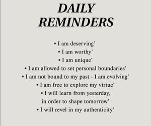 daily reminders, quote, and remember image