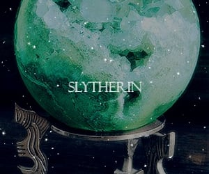 gif, slytherin, and harry potter image