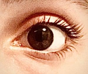 eyes, pretty girl, and aesthetics image
