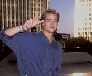 90s, brad pitt, and actor image