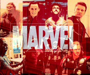 Avengers, Marvel, and robert downey jr image