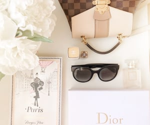 blogger, chanel, and girly image