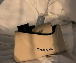 beige, minimal, and chanel image