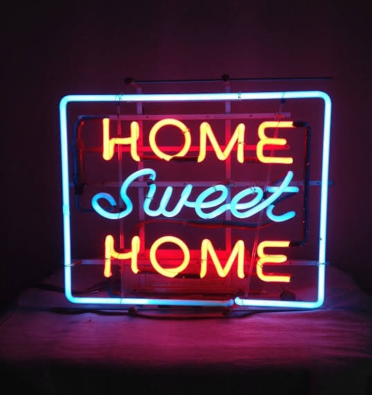 article, we heart home, and mood image