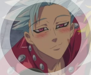 anime, ban, and 7 pecados capitales image