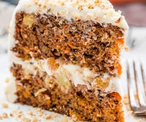 bakery, cake, and carrot image