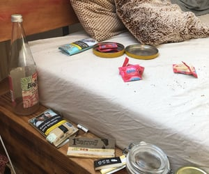 420, condoms, and bed image