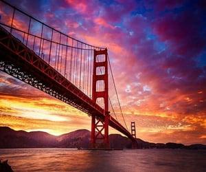 natureza, paisagem, and ponte image
