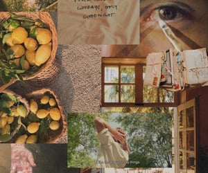 beige, Collage, and italy image