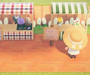 aesthetic, animal crossing, and acnh image