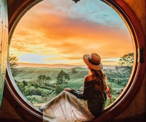 new zeland, nature, and travel image