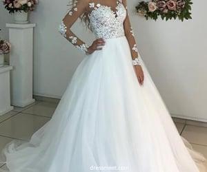 wedding dresses, fashion wedding dresses, and ball gown wedding dresses image