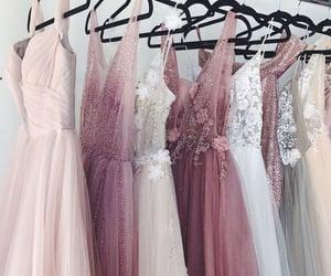 dress, beautiful, and girly image