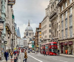 city, london, and england image