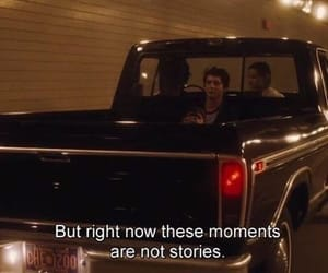 quotes, the perks of being a wallflower, and logan lerman image
