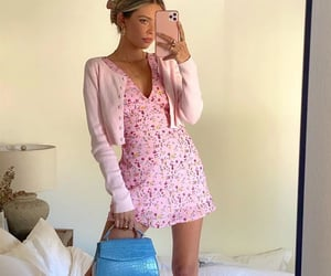 baby pink, pink, and room image