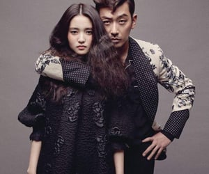 actor, vogue korea, and vogue magazine image