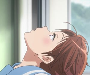 anime, girl, and hibike euphonium image