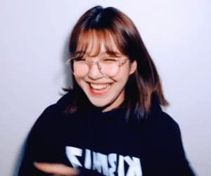 cutie, hayoung, and gif image