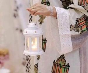 girl and Ramadan image