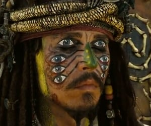 pirates, sparrow, and pirates of the caribbean image