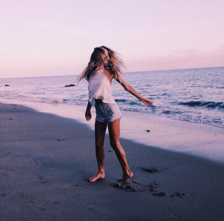 aesthetic, beach, and free image
