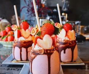 dessert, food, and sweet image