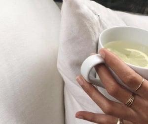 coffee, tea, and quiet image