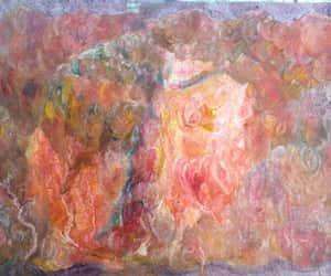 etsy, moon goddess, and pagan art image