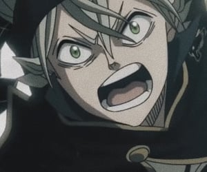 anime, icon, and black clover image