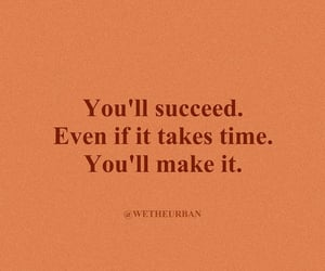 Dream, life, and success image