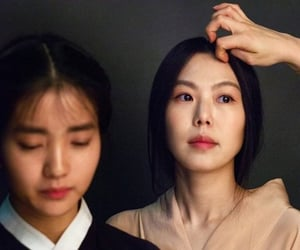 cinematography, korean movie, and park chan wook image