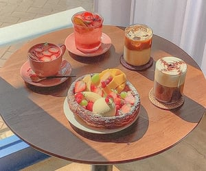 cafe, dessert, and nice image