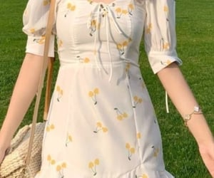 clothes, dainty, and dress image