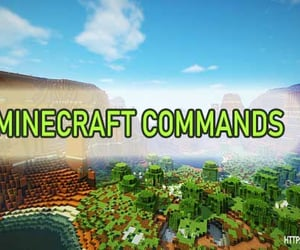 cheats, commands, and minecraft image