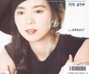 80s, mariya takeuchi, and japan image