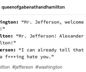 hamilton, washington, and jefferson image