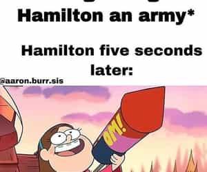 hamilton, georgewashington, and alexanderhamilton image