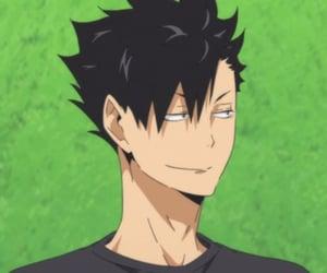 haikyuu, anime, and gif image